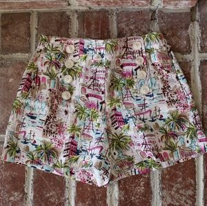 J crew shorts. 🌴